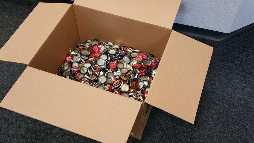 2240 chapas de botellas para reservar Fallout 4 5
