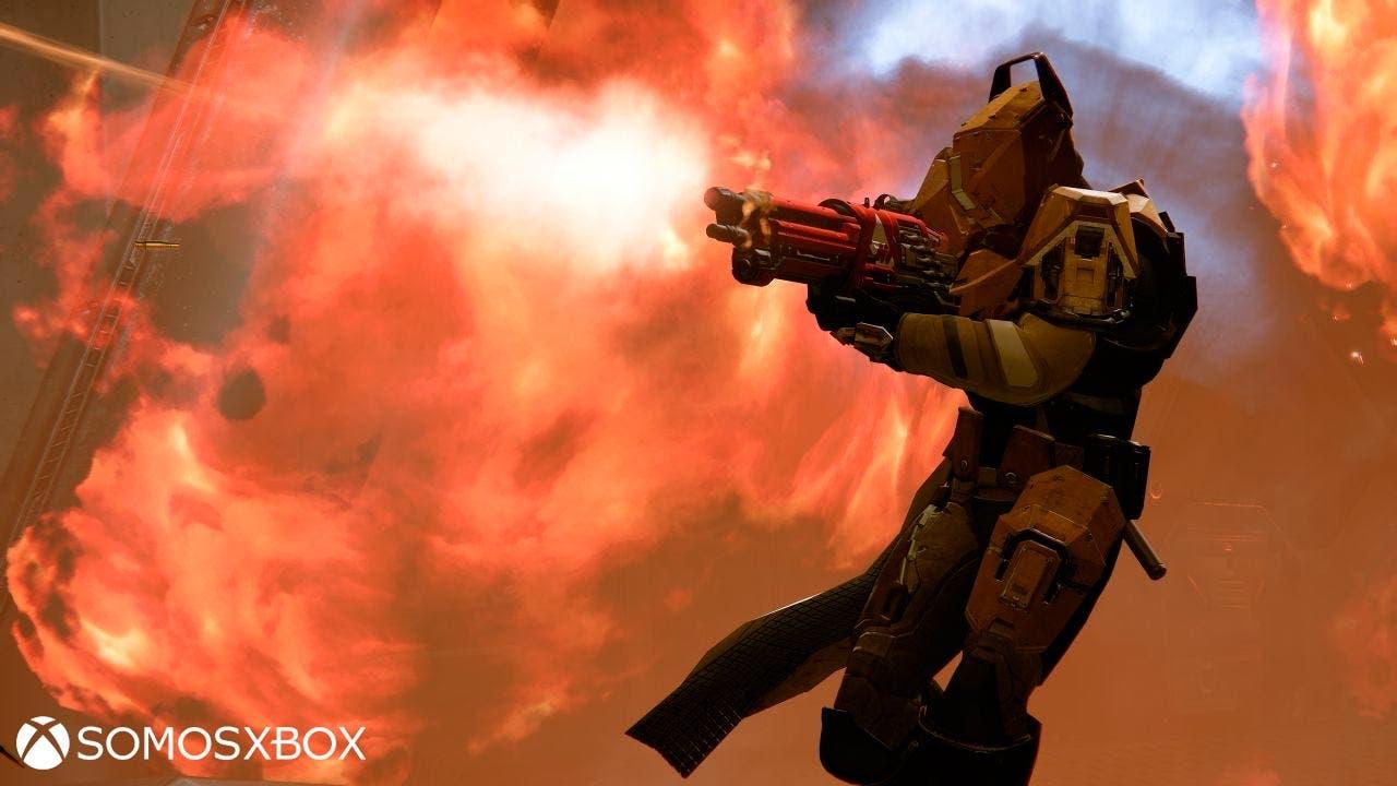 Destiny: El Rey de los Poseídos, imágenes de las nuevas armas 1