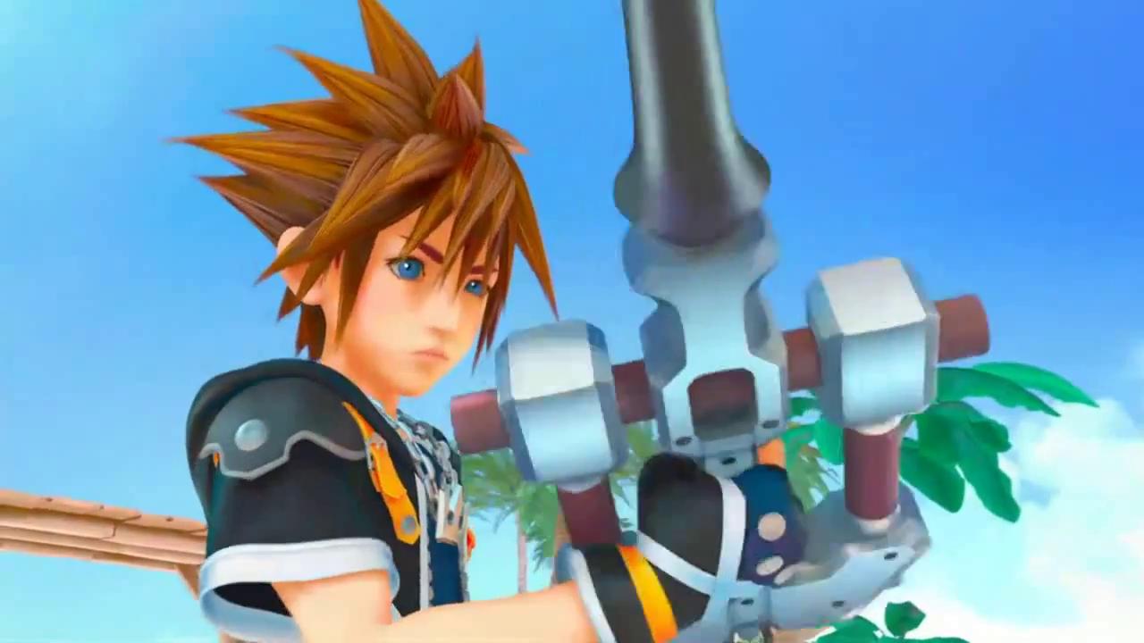 Hacen llegar una petición para doblar y traducir Kingdom Hearts 3 1