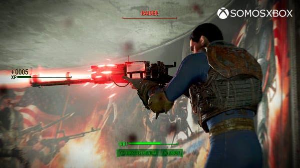 Fallout 4 no repetirá los errores de Skyrim 1
