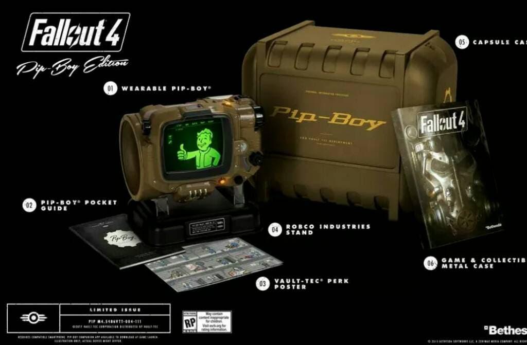 Las peticiones de Fallout 4: Pip-Boy Edition desbordan al fabricante 1