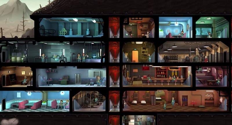 Fallout Shelter hace ganar a Bethesda 5,1 millones de dólares 1