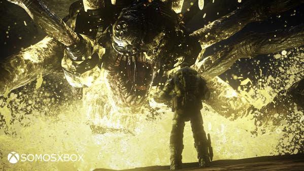 Nueva cinemática de Gears of War: Ultimate Edition 1