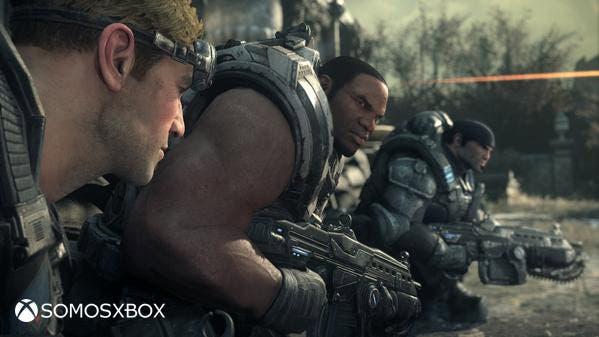 The Coalition explica por qué sólo remasterizarán Gears of War 1 1