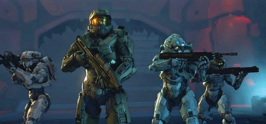 El primer gameplay de la campaña de Halo 5