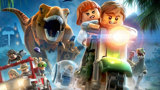 LEGO Jurassic World ya a la venta 3