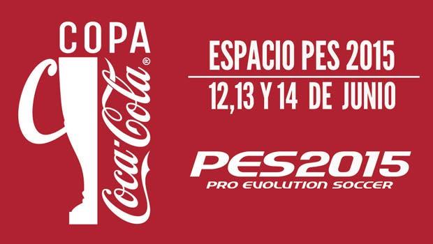 PES 2015 se une un año más a la copa Coca-Cola en su gran fase final 2