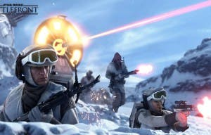 Las reservas de Star Wars: Battlefront son extremadamente fuertes