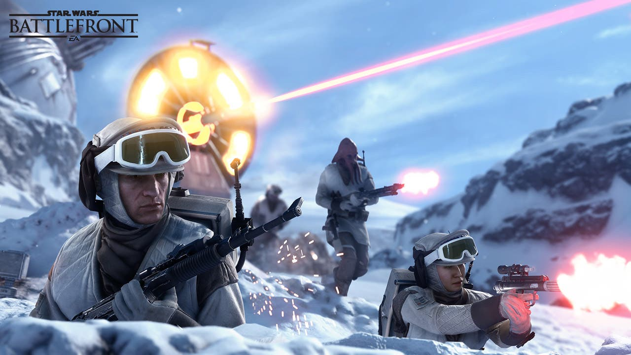 Gameplay filtrado de la alpha de Star Wars: Battlefront 1