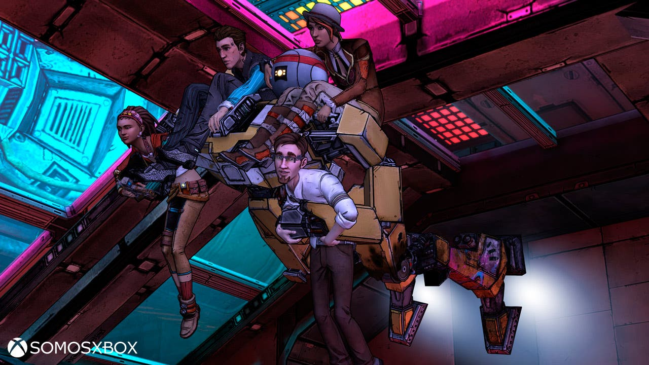 Se filtra el tráiler de Tales from the Borderlands: Redux, ¿podría haber secuela? 2