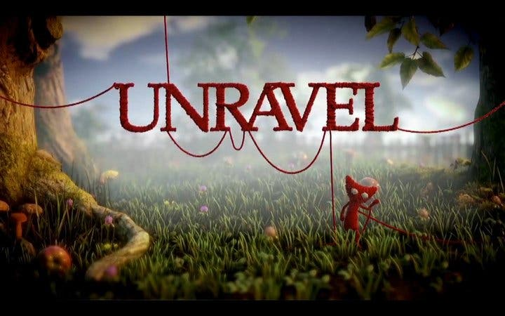 Primer gameplay de Unravel