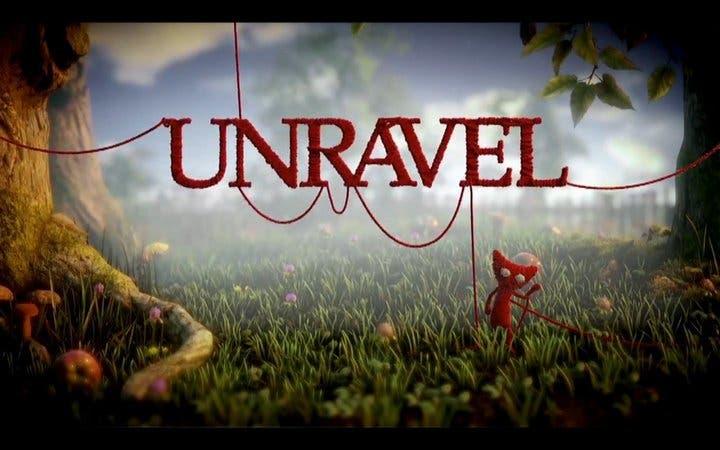 Primer gameplay de Unravel