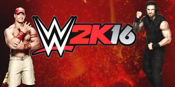 Descubre el impresionante sistema de creación de WWE 2K16 con su nuevo trailer 1