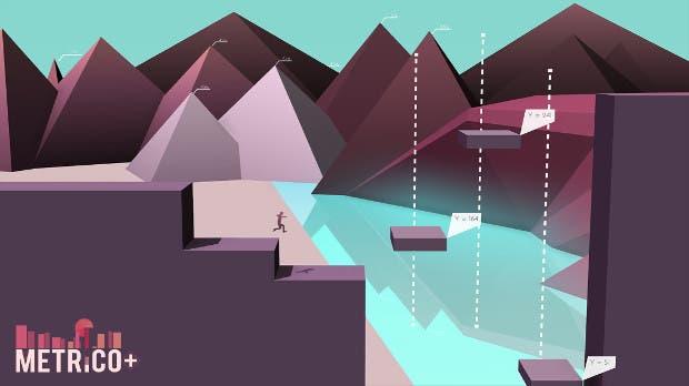 Metrico+ llevará sus infografías a Xbox One 1