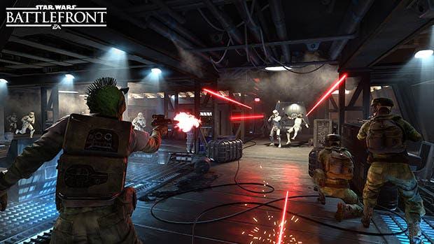 La Beta de Star Wars Battlefront no permitirá jugar offline 1
