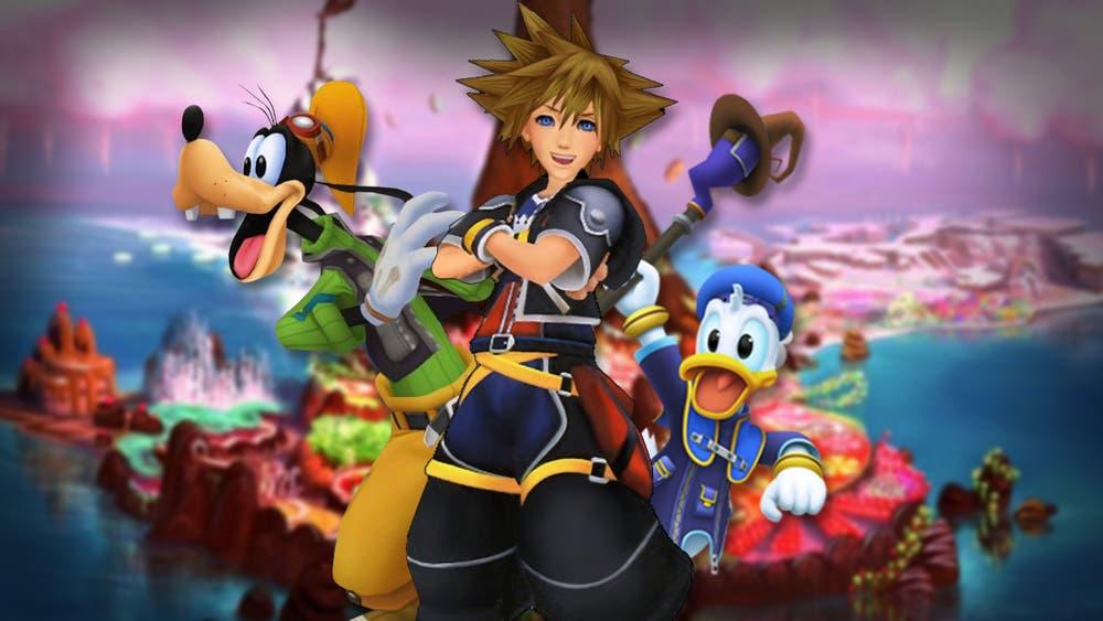 nuevo gameplay e información de Kingdom Hearts 3