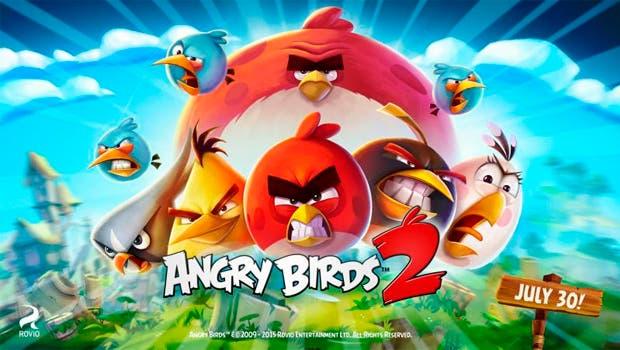 Se confirma la llegada de Angry Birds 2 1