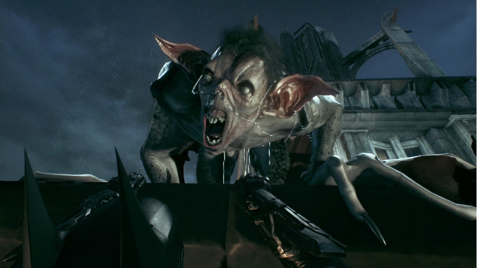 Easter Egg en Batman Arkham Knight relacionado con Halloween