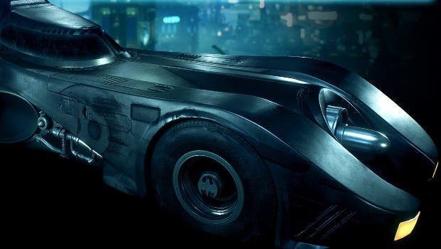 El Batmóvil de Tim Burton llegará a Batman: Arkham Knight 1