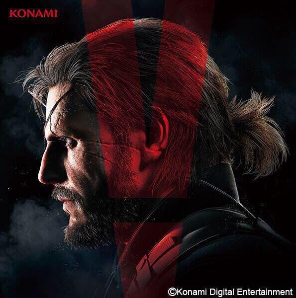Banda Sonora de Metal Gear Solid V