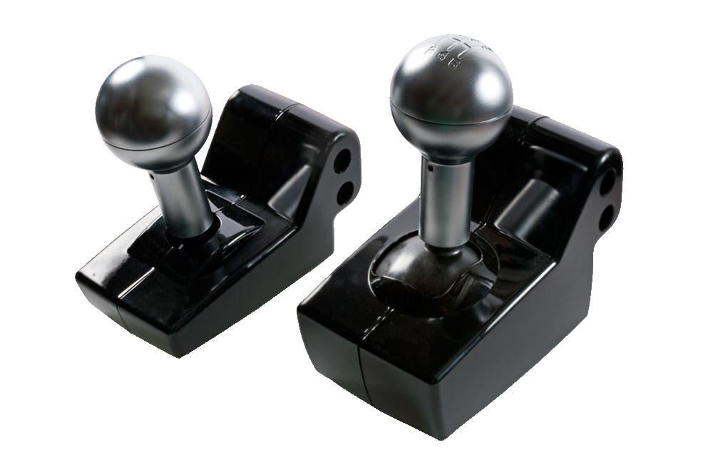 Guía de volantes para Xbox One |CSR-Shifter Set