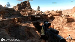 Imágenes de la alpha de Star Wars: Battlefront 37