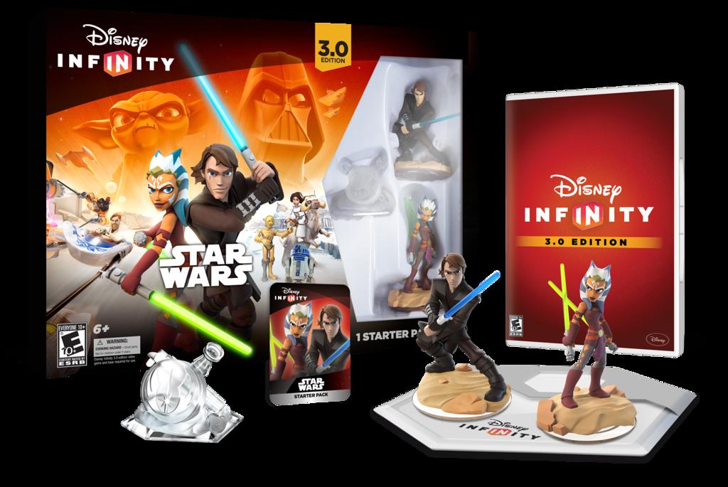 Disney Infinity 3.0: Star Wars Twilight of the Republic ya tiene fecha de salida 1