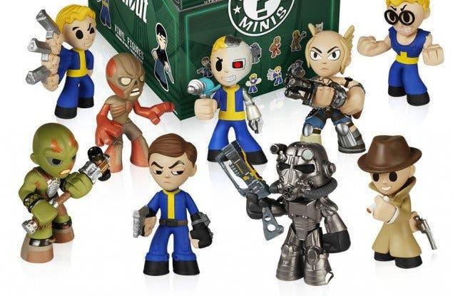 Figuras de Fallout, Bethesda se alía con Funko 1