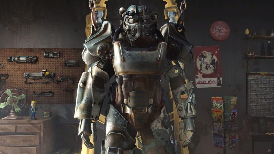 Nada de relaciones con Mr. Handy en Fallout 4 1