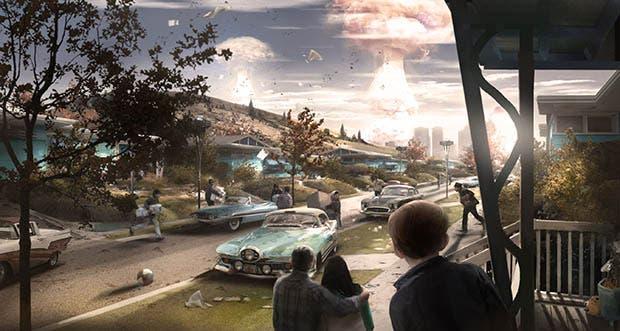 Por qué Fallout 4 comienza antes de las bombas 1