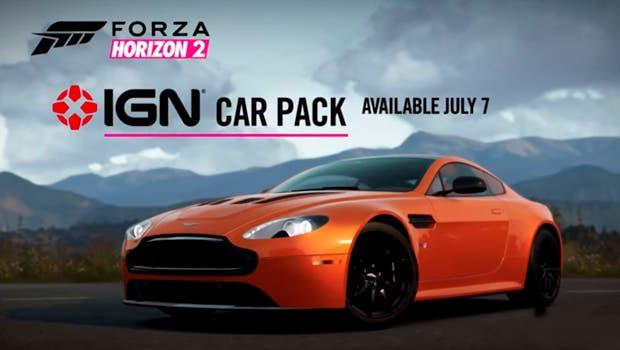 Nuevo IGN Pack para Forza Horizon 2 1