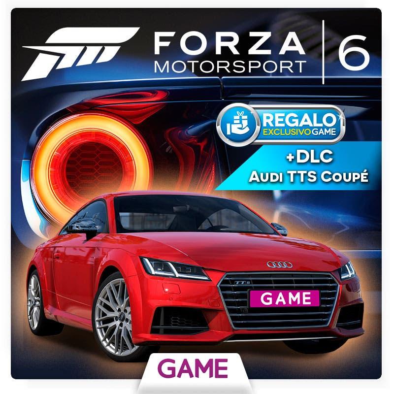 ForzaMotorSport6_DLCAudiExclusivoGAME