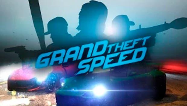 Recreación del trailer de NFS en Grand Theft Auto V 1