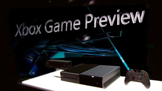 Xbox Game Preview, accediendo al desarrollo de los juegos 1