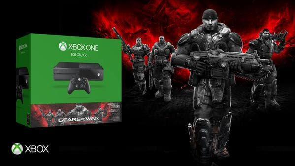 Bundle de Xbox One y Gears of War: Ultimate Edition a partir del 25 de agosto 1