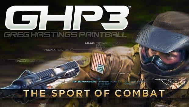 Greg Hastings Paintball 3 llegará a Xbox One 1