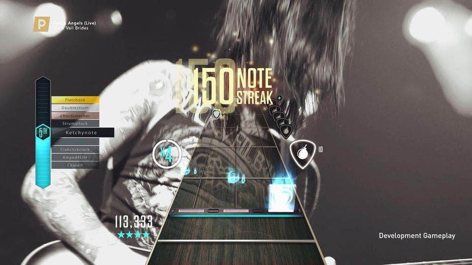 Activision presenta los Premium Shows de Guitar Hero Live 1