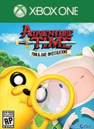 Hora de Aventuras Finn y Jake investigadores