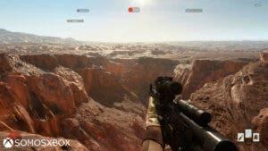 Imágenes de la alpha de Star Wars: Battlefront 40