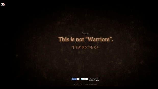 Omega Force prepara un nuevo título que no será un Warriors 1