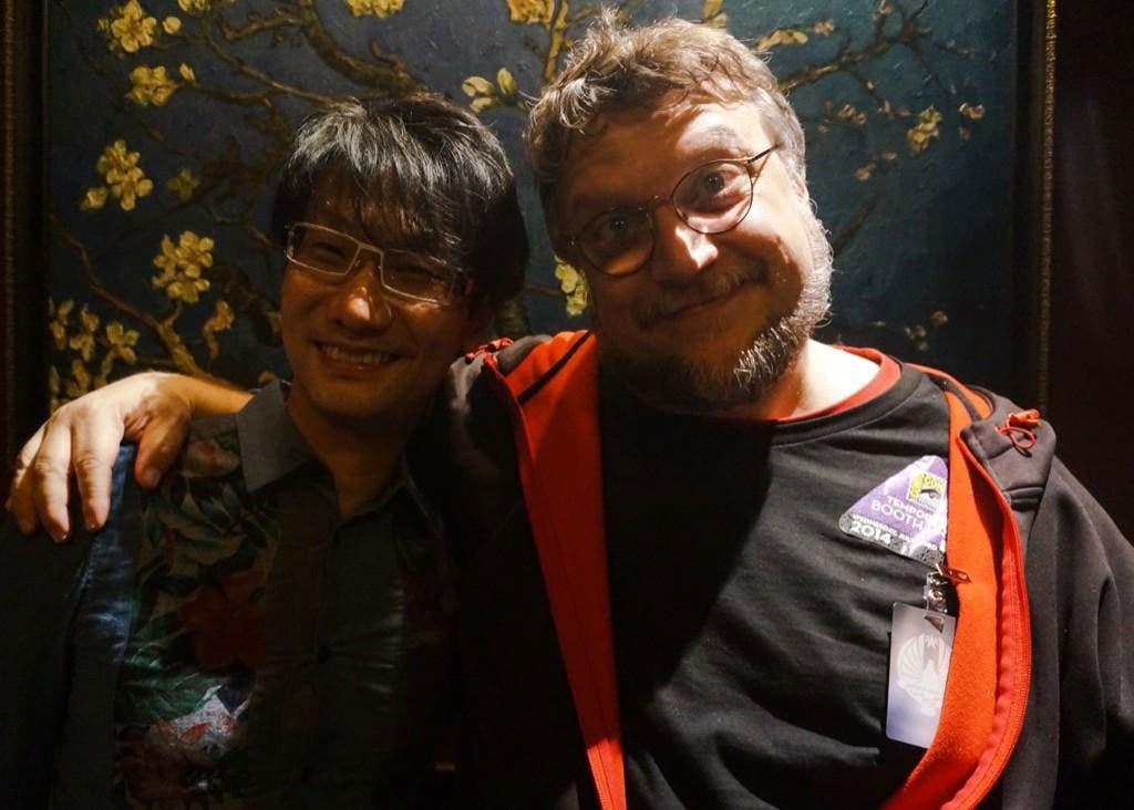 Hideo Kojima y Guillermo Del Toro están trabajando juntos