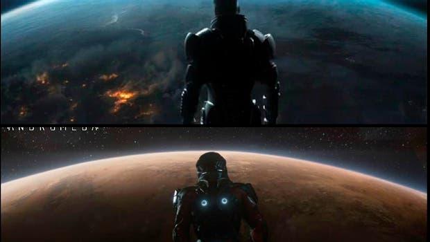 Bioware alaba la progresión de la tecnología para Mass Effect Andromeda 1