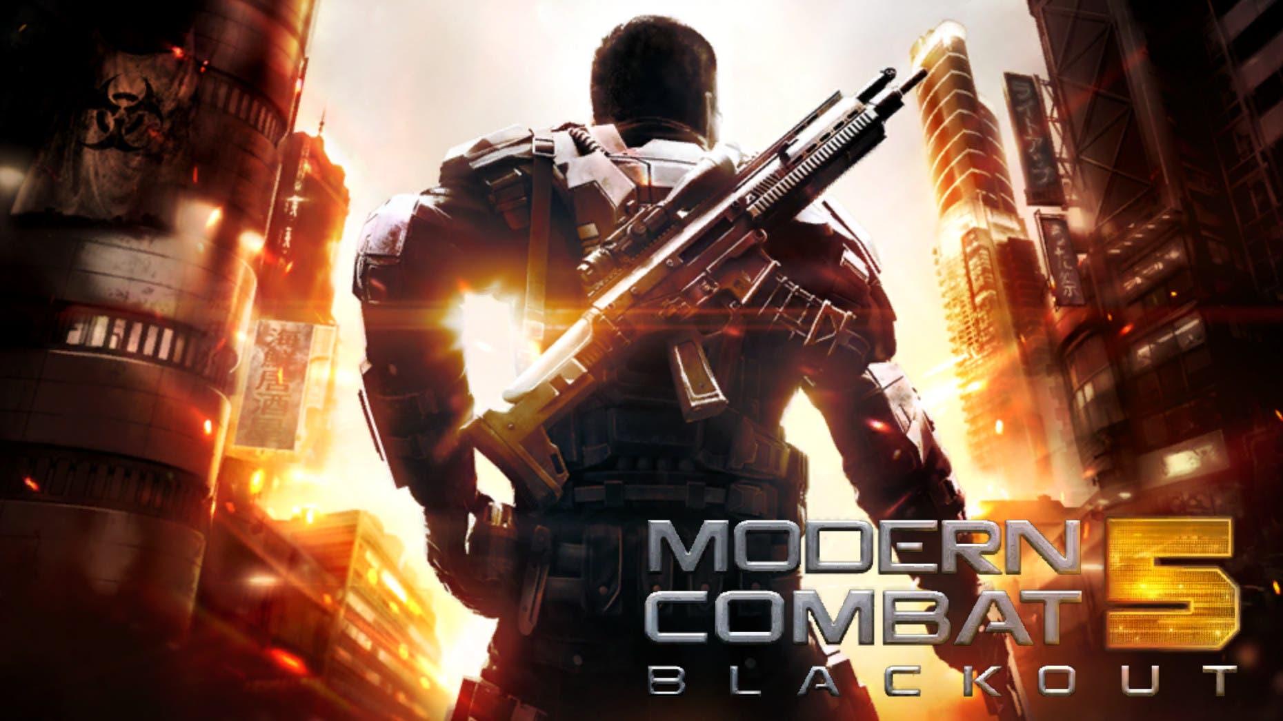 Modern Combat 5 llega a Xbox Live y ahora es gratis 1