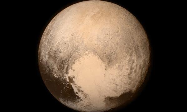 NASA Pluton