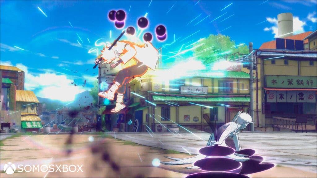 Trailer e imágenes de Naruto SUN Storm 4 11