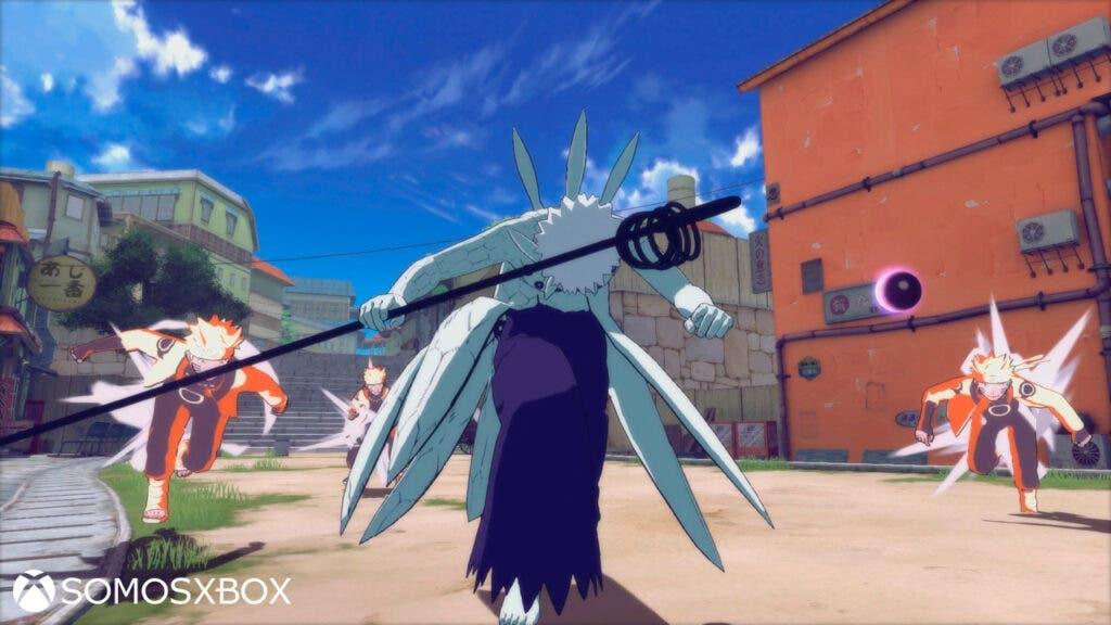 Trailer e imágenes de Naruto SUN Storm 4 12