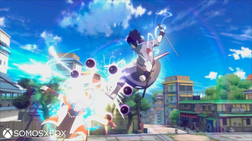Trailer e imágenes de Naruto SUN Storm 4 14