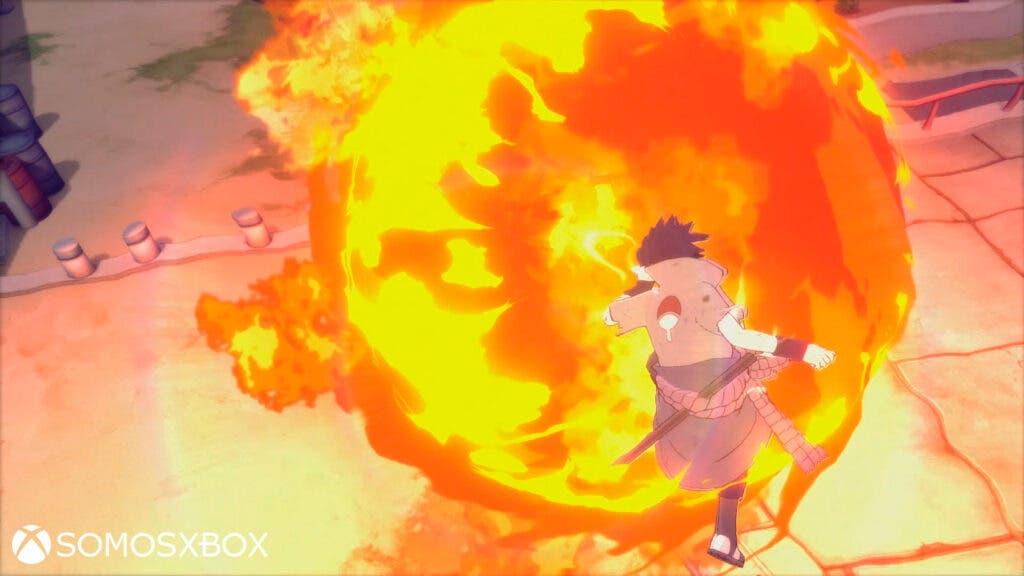 Trailer e imágenes de Naruto SUN Storm 4 16