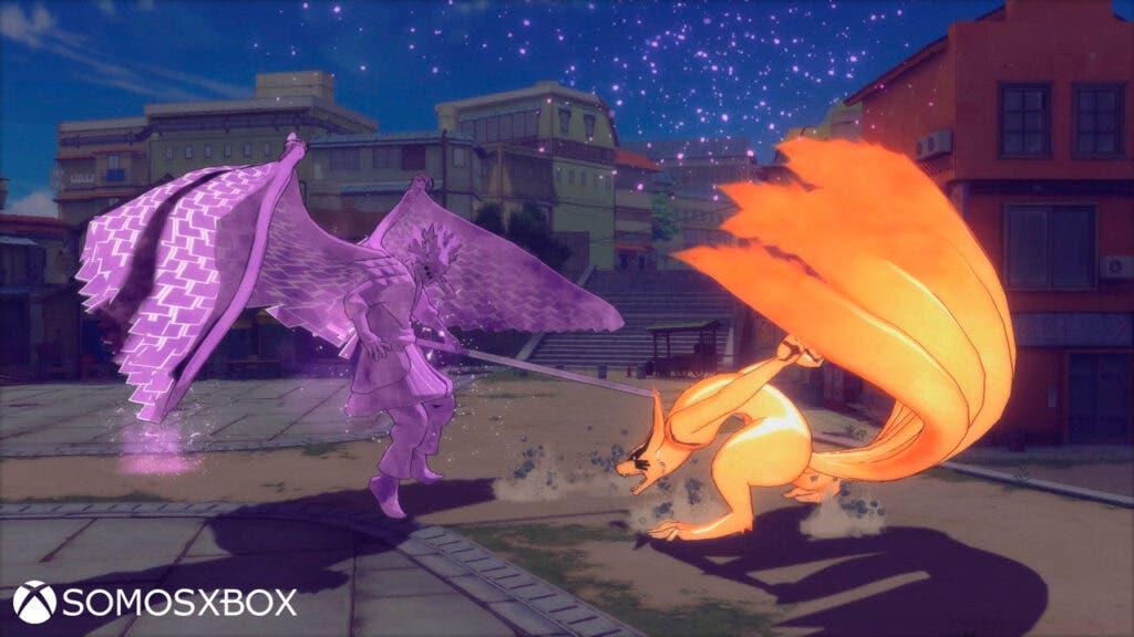 Trailer e imágenes de Naruto SUN Storm 4 17