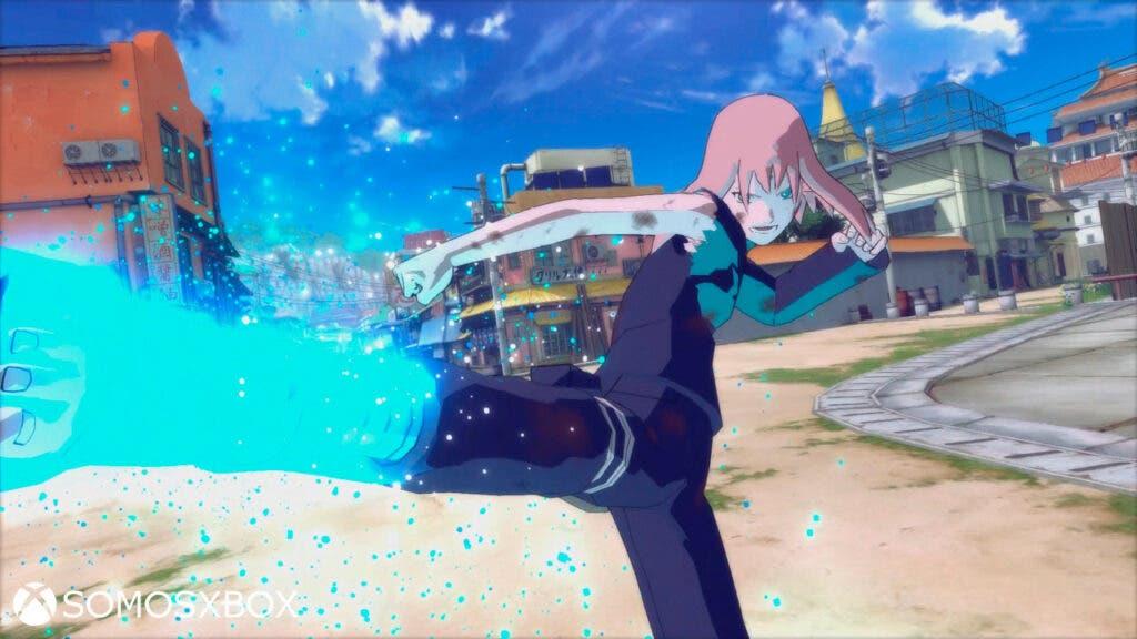 Trailer e imágenes de Naruto SUN Storm 4 8